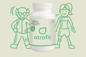 Bedankt voor het vertrouwen in Atrofit