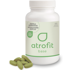 Atrofit Base jar 300 tablets